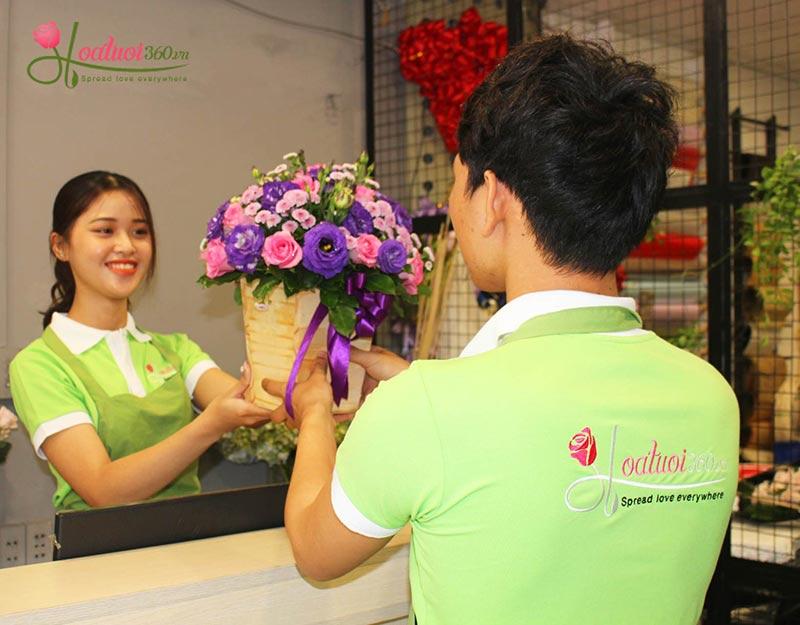 Shop bán hoa sinh nhật - Hoa tươi 360 -6